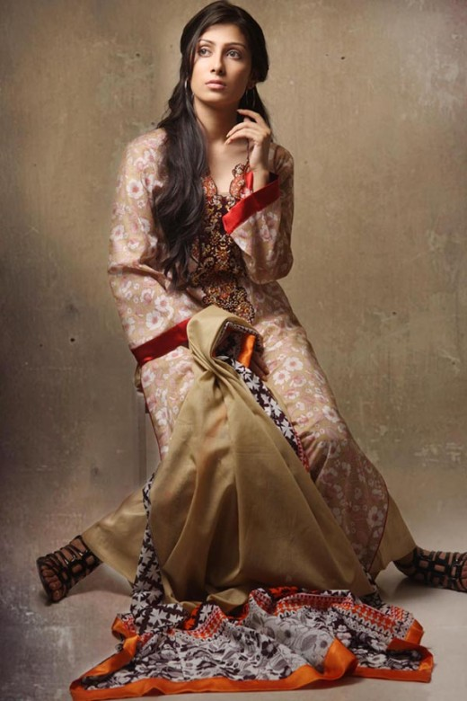 Lakhany Komal Lawn Summer Collection 2011-12