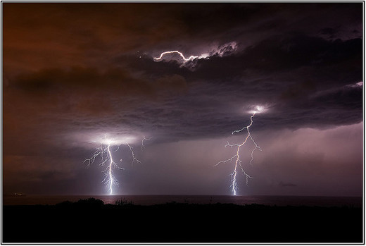30+ Stunning Collection of Storm and Lightning Photography