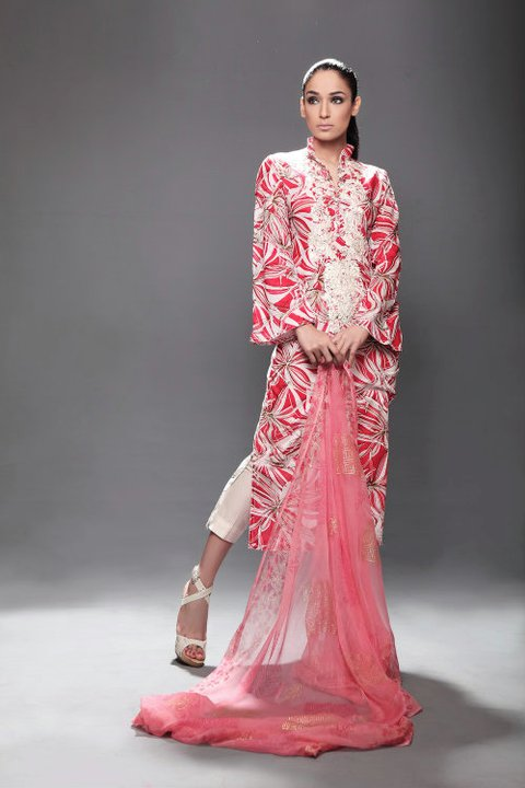 Mahin Erum: 2011 Lawn Prints For Summer