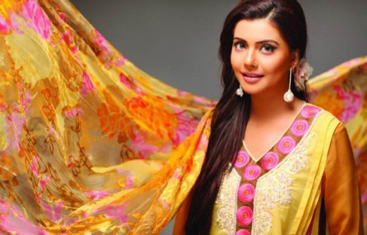 Star Pearl 2011 Lawn Collection - Nida Yasir Star Pearl Lawn Collection For Summer