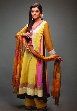 Star Pearl Latest Lawn Collection - Nida Yasir Star Pearl Lawn Collection For Summer