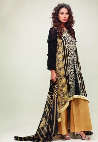 Star Pearl Lawn Collection 2011 12 - Nida Yasir Star Pearl Lawn Collection For Summer