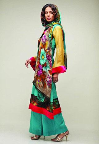 Star Pearl Summer Lawn Collection - Nida Yasir Star Pearl Lawn Collection For Summer