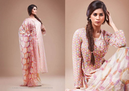 kayseria Spring 2011 Lawn Collection - Kayseria Lawn Prints Collection For Summer