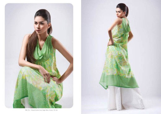 kayseria Summer 2011 Lawn Collection - Kayseria Lawn Prints Collection For Summer