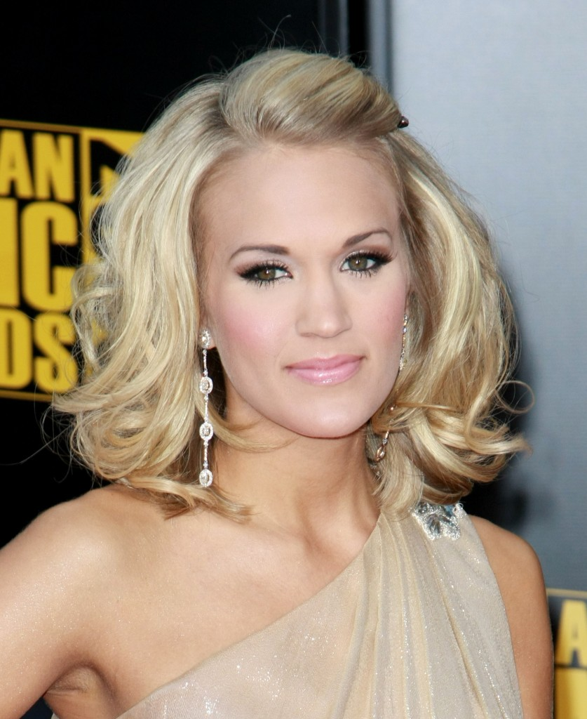 carrie underwood hairstyles 2011