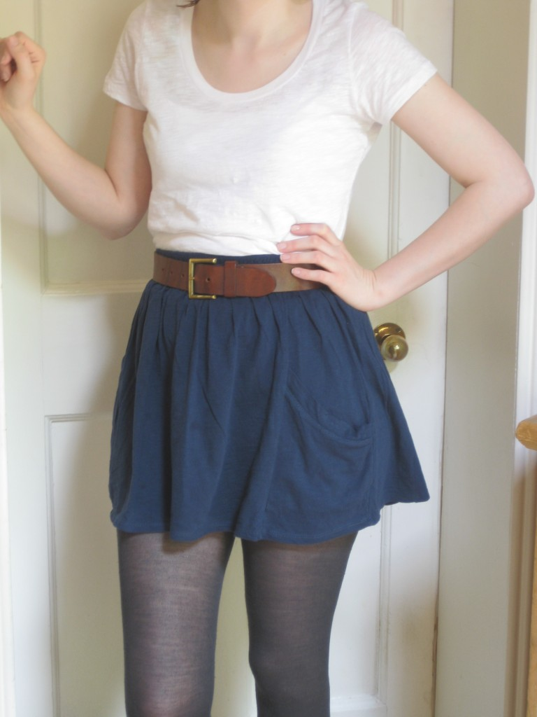 25 Trendy Skirts Designs For Girls 2011-12