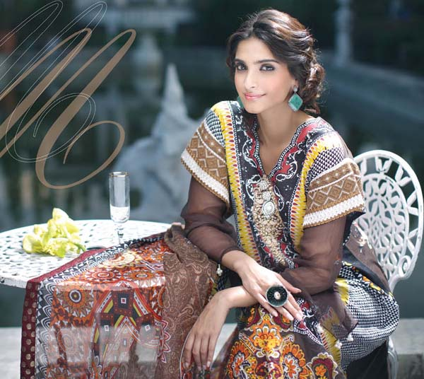 Graceful Firdous Summer Collection 2012