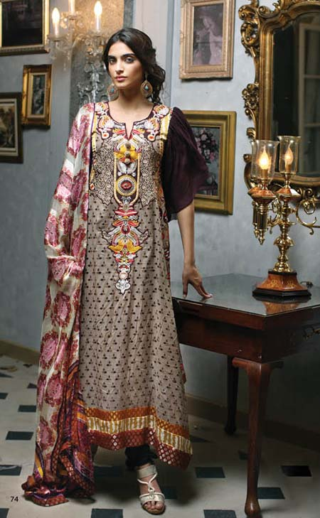 Beautiful Firdous Collection 2012