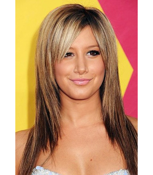 pictures of long layered hairstyles 2012