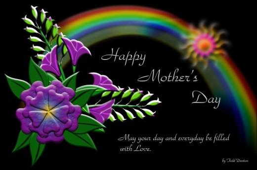 Wallpaper Of Happy Mothers Day: 20 Happy Mother's Day Desktop Wallpapers
