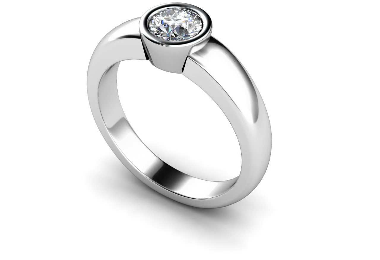 Hottest Trends of Engagement Rings for 2012