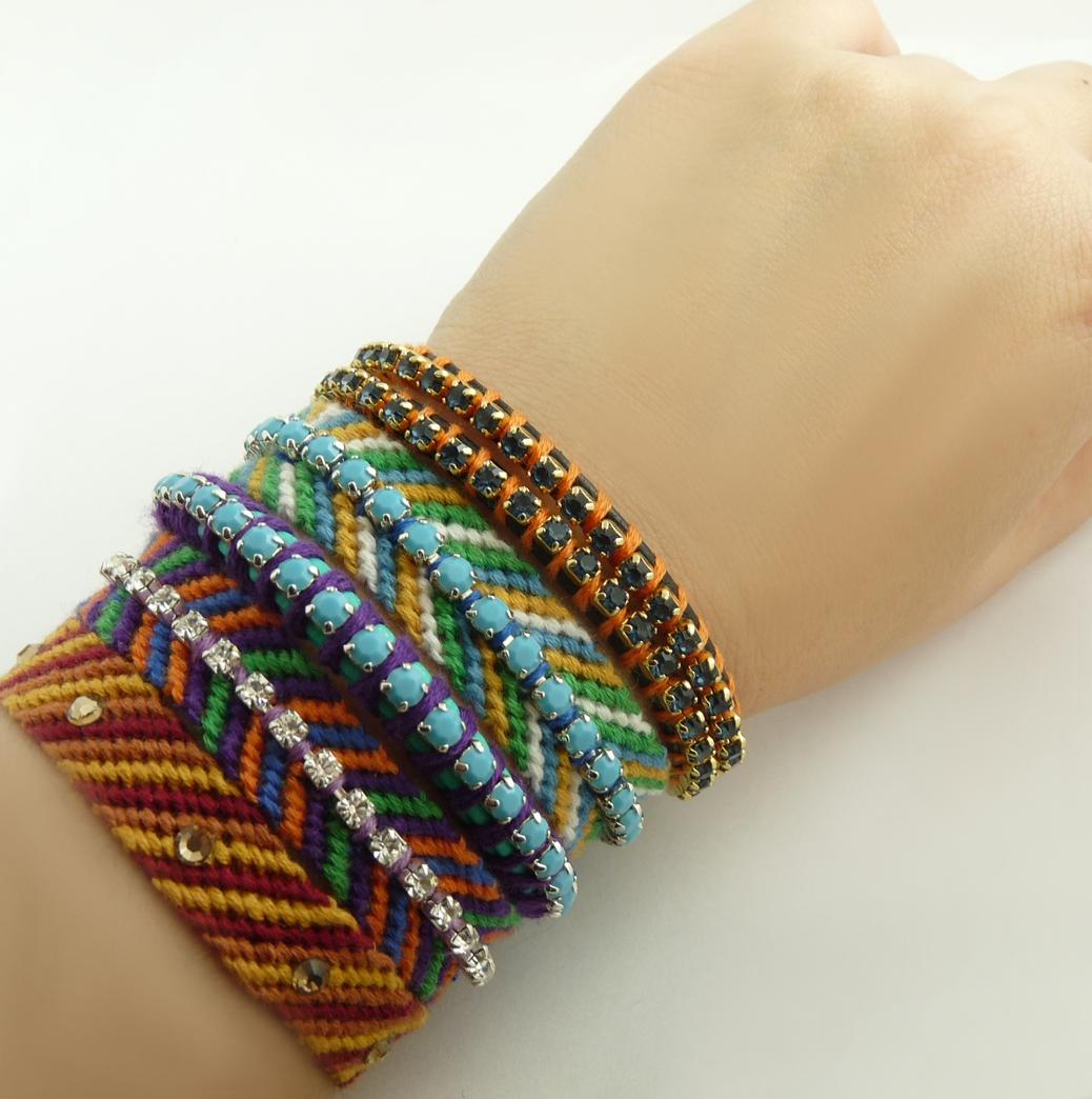 Cuff bracelet design ideas