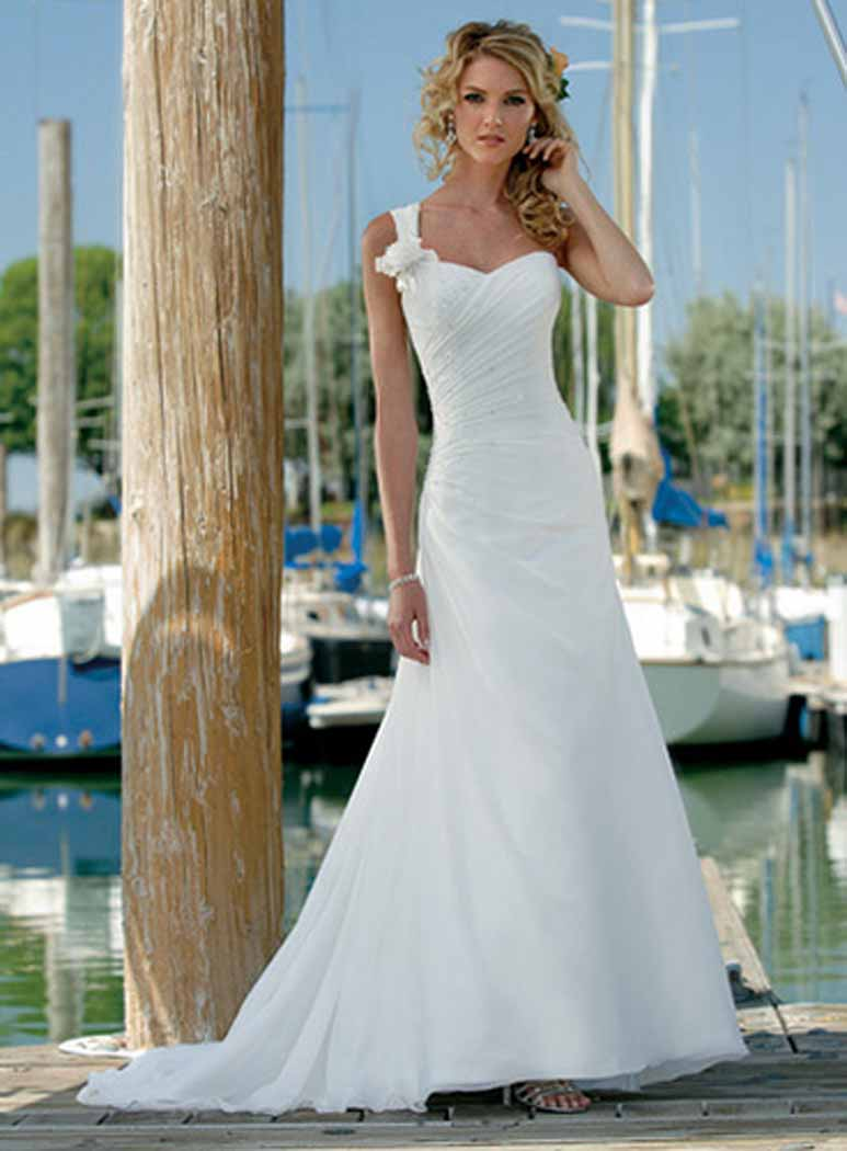 Old Fashioned Dress Beach Wedding Vignette - All Wedding Dresses ...