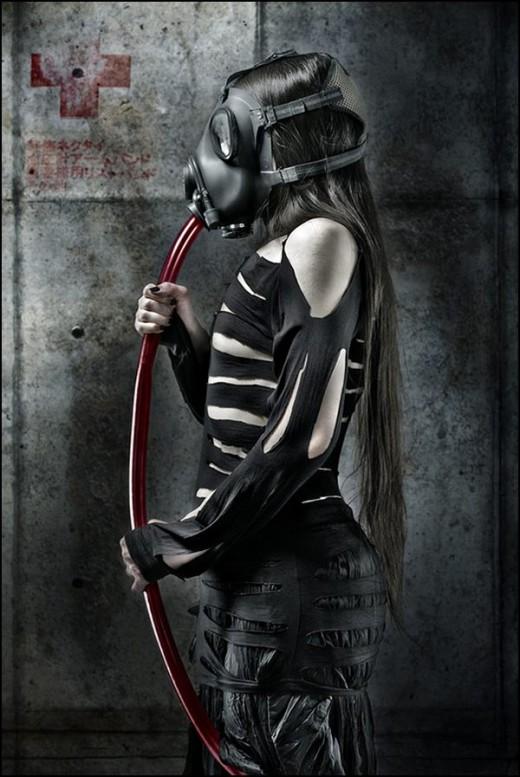 15 Glamorous Gothic Fashion Photography Yusrablog Com