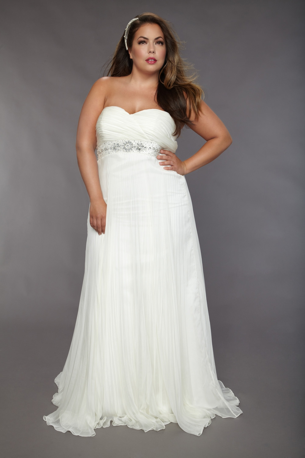 wedding trend ideas plus size beach wedding dresses With plus size beach wedding dresses 2013