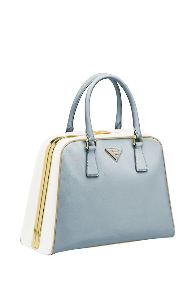 Новая коллекция сумок prada