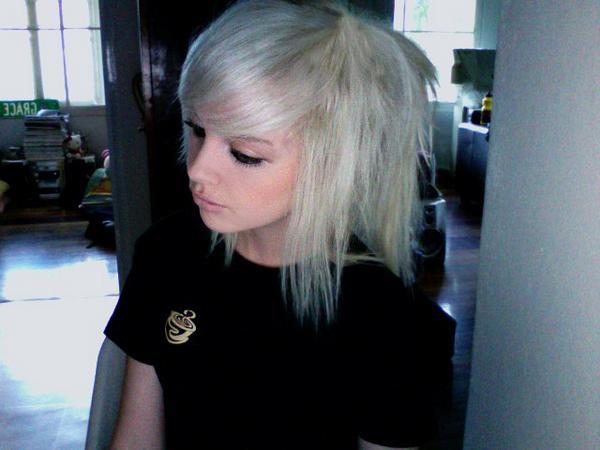 Stylish Short Emo Hairstyles For Women