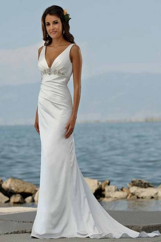 Summer Beach Wedding Dresses 2012 Yusrablog Com,Where To Buy Wedding Dresses Online Usa