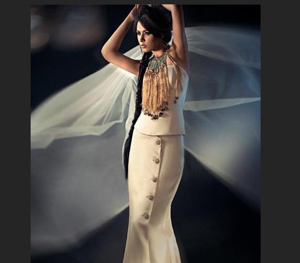 Beautiful Noor Ul Ain Summer Outfits 2012 By Saadia Mirza ...