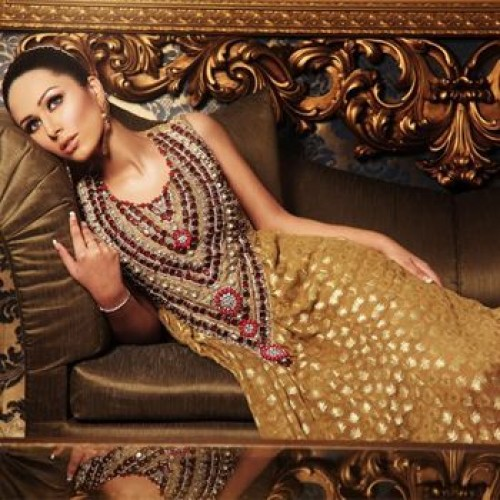 Latest Indian Designer Salwar Kameez 2012