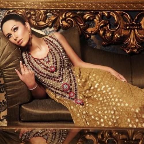 Latest Indian Designer Salwar Kameez 2012