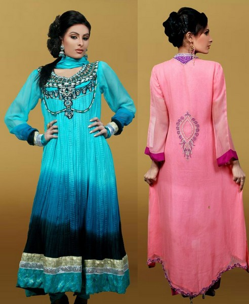 Latest Eid-Ul-Azha 2012 Dresses Collection
