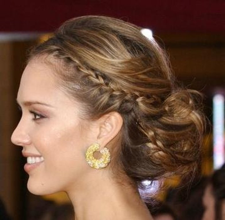 Stylish Braided Hairstyles Trends for 2012-13