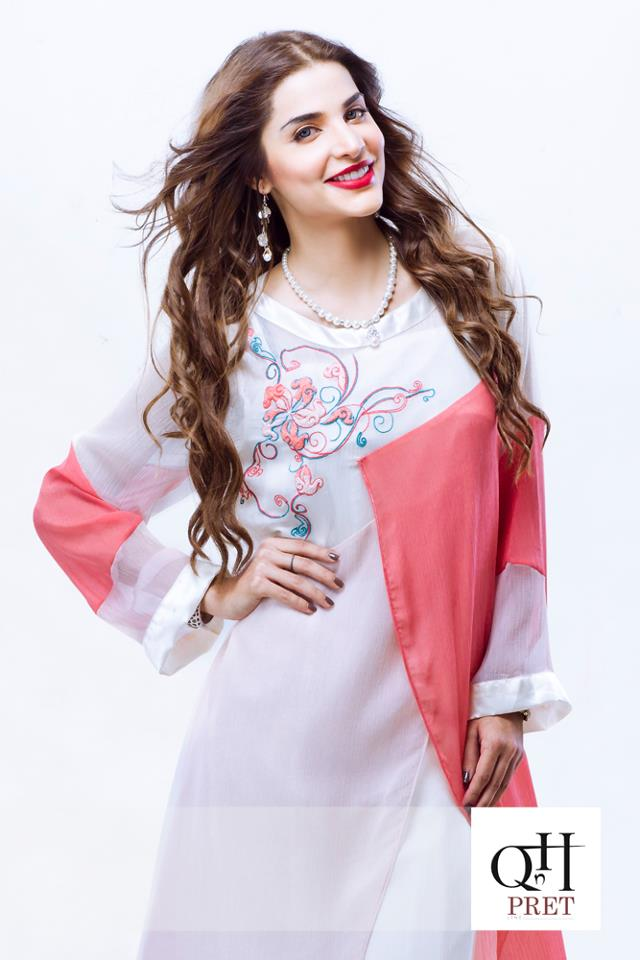 Latest QnH Casual Dresses Collection 2012-13