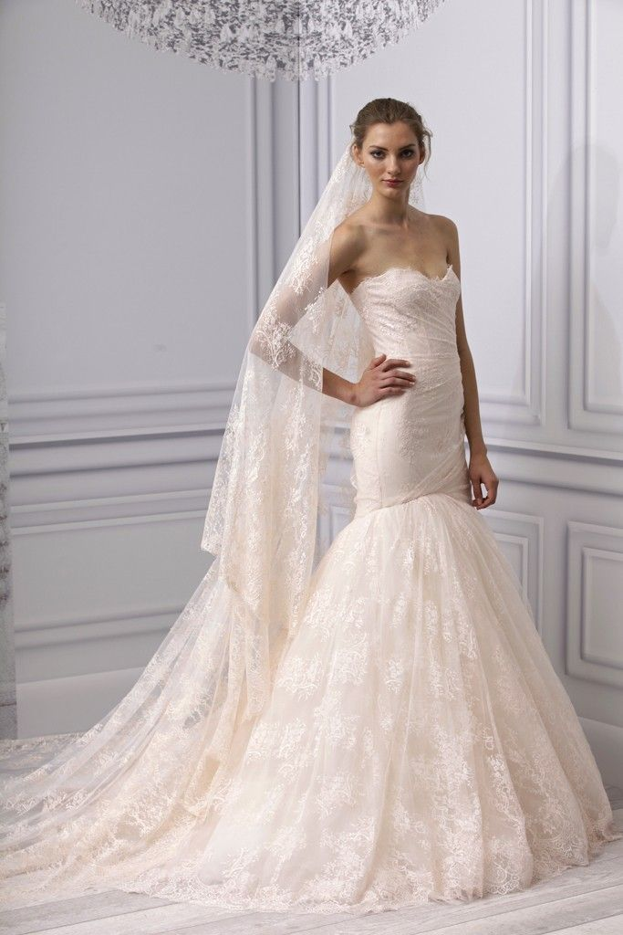 Fabulous Bridal Dresses for Spring