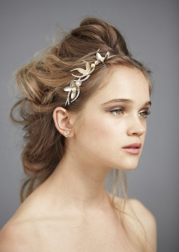 20 Trendy Bridal Hairstyles for Summer 2013