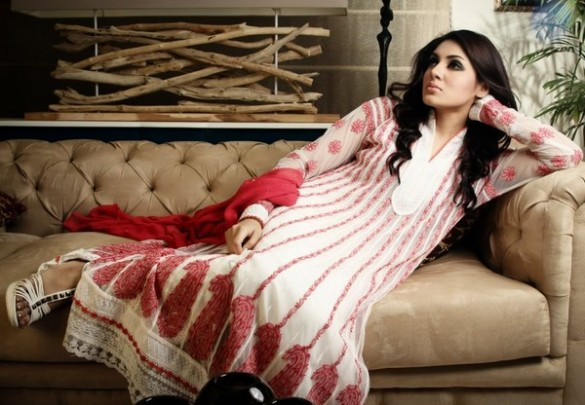 Latest Resham Revaj Formal Wear Collection 2013