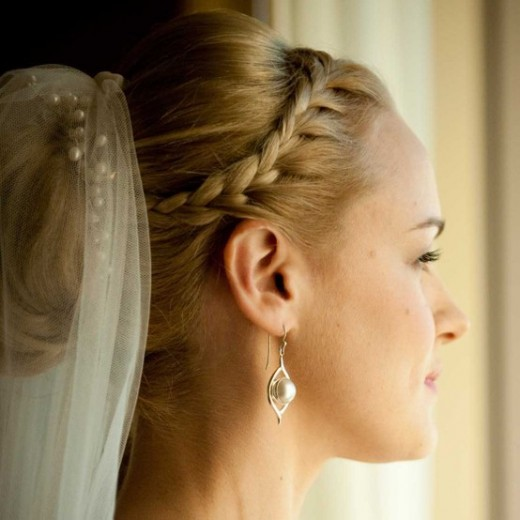 20 Nice Bridal Hairstyles Images: 20 Trendy Bridal Hairstyles For Summer 2013