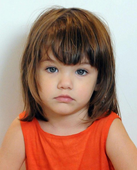 Awesomely Little Girl Hairstyles for Summer 2013