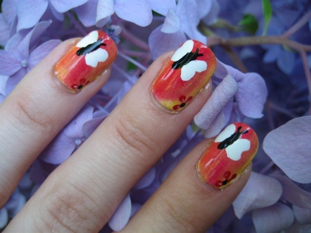 A Collection of Nail Designs for Rainy Season