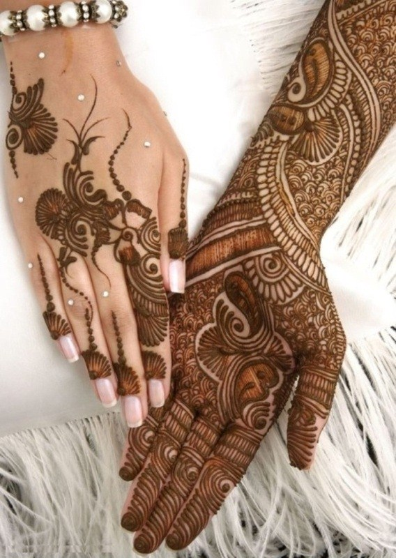 15 Best Eid Ul Adha Mehndi Designs 2013