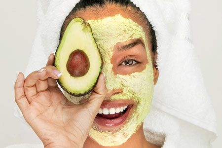 8 Natural Foods for Face Masks