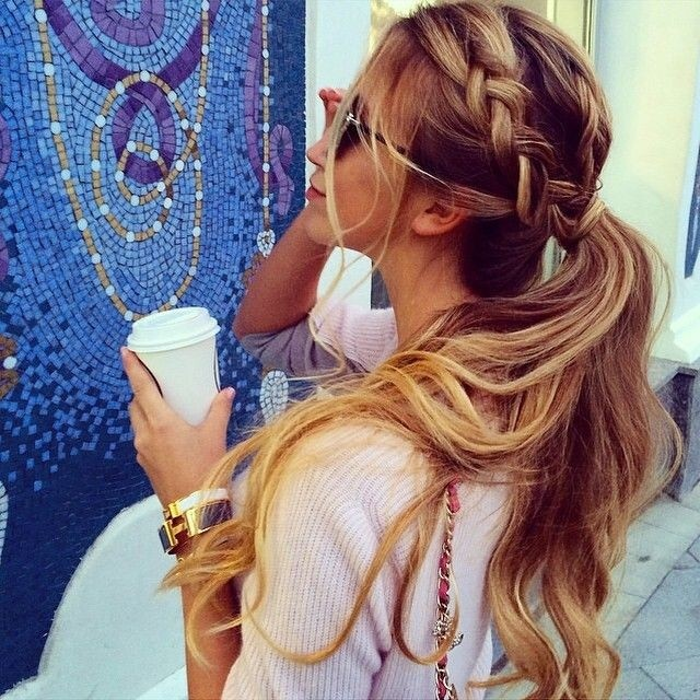 A Fresh List of Stylish Spring Hairstyles 2015