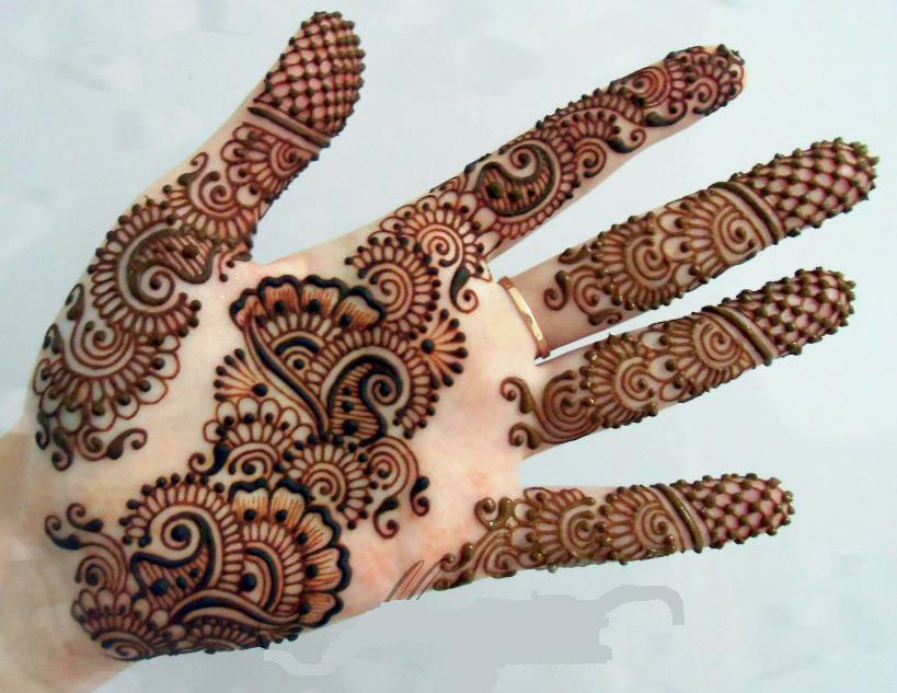 New Designs Mehndi Hands : Eye refreshing spring mehndi designs yusra