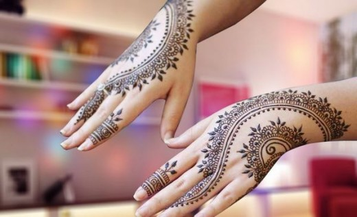 Awesome Mehndi Design Trend for Party