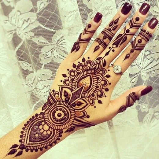 Outstanding Women Mehndi Designs of 2016