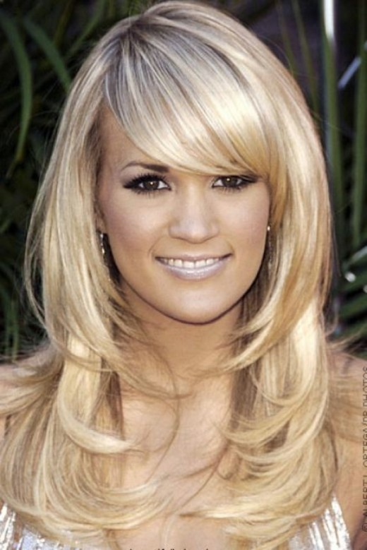 best haircut for oval 15 best hairstyles for oval faces yusrablog 4737