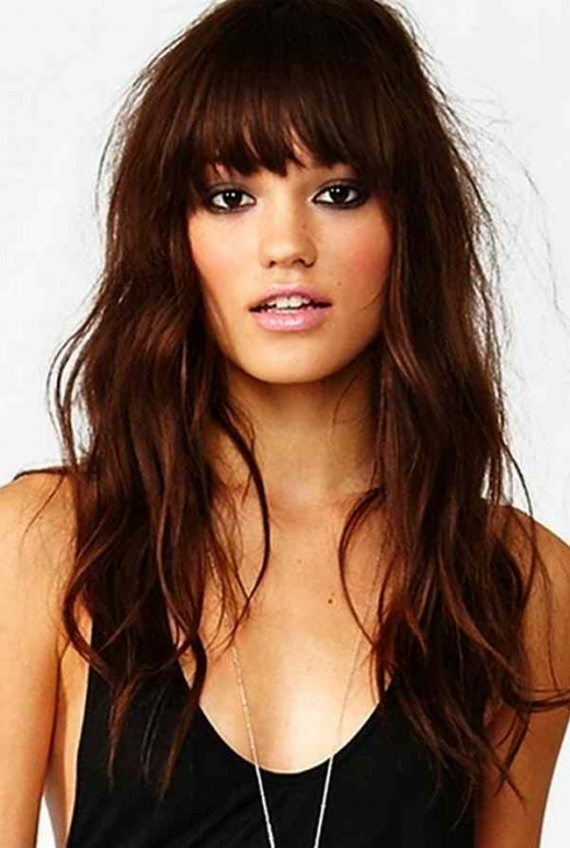 15 Best Hairstyles For Oval Faces - YusraBlog.com