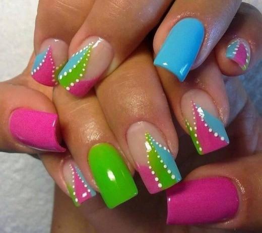 15 Ideal Summer Nail Designs 2016