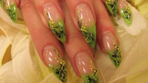 20 Superb Stiletto Nail Art Designs 2016 Yusrablog