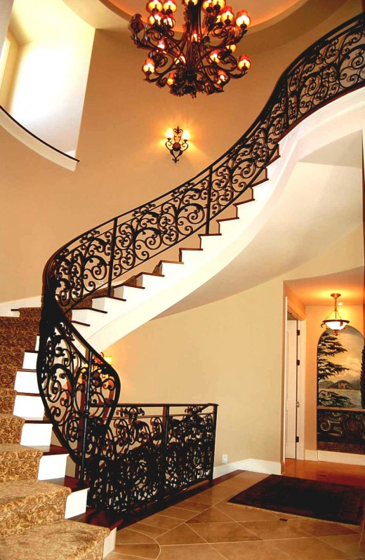 67 Beautiful Modern Home Design Ideas In One Photo Gallery: 20 Beautiful Stair Designs