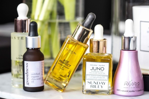 5 Best Face Oils for Naturally Clear, Flawless Skin